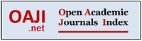 Indexed in Open Academic Journals Index